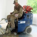 Janser Ride-on-Gas im Einsatz