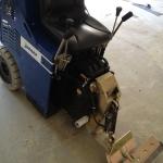 Fußbodenablösemaschine